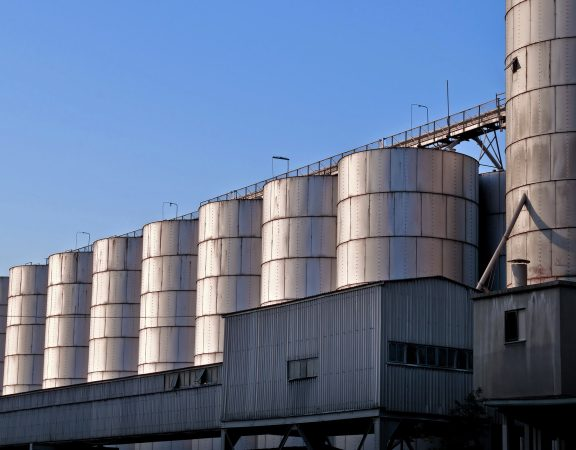 Auditoria Silos Arroz